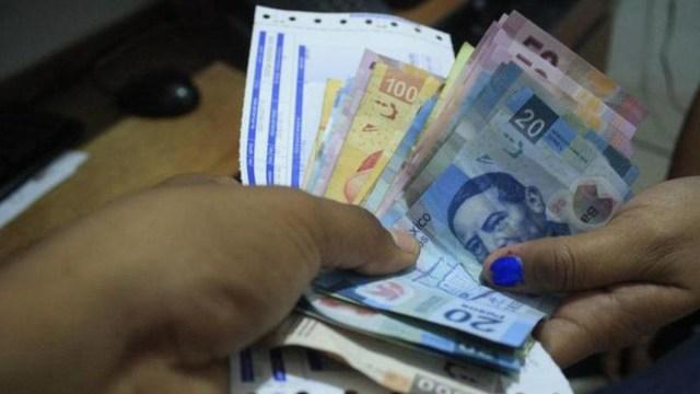 20 de diciembre 2019, Pago de aguinaldo, aguinaldo, dinero, efectivo, billetes, prestaciones de ley