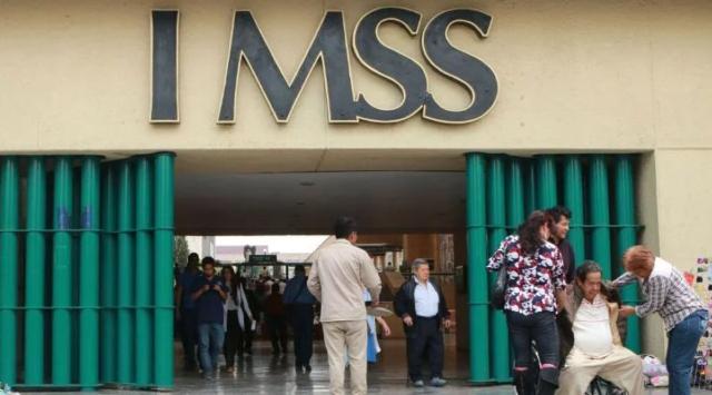 26 de diciembre 2019Pago de pensión IMSS, IMSS, Instituto Mexicano del Seguro Social, pacientes, atención, servicios de salud