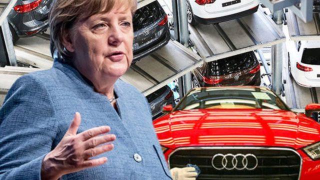 16 de diciembre de 2019, automotriz, Merkel, autos, la canciller de Alemania, Angela Merkel (Imagen: Especial)