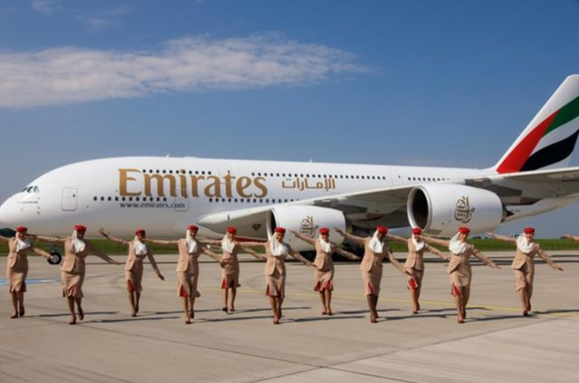 9 de diciembre de 2019, Emirates Airline, azafatas, dinero, azafatas de Emirates Airline (Imagen: Especial)