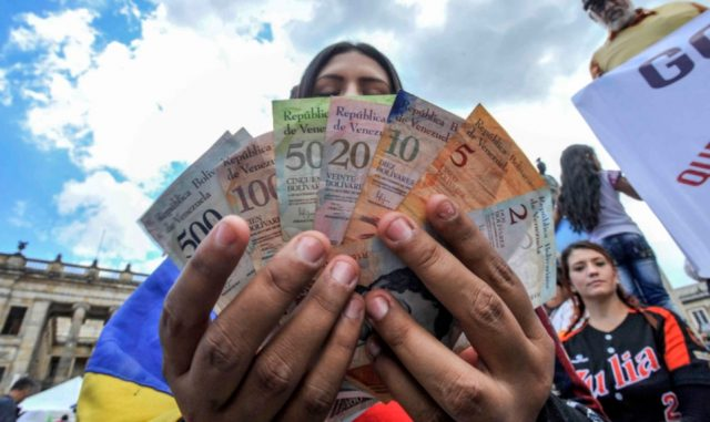 5 de diciembre de 2019, sucesos, económica, 2019, mundo, La crisis económica en Venezuela afecta a su población (Imagen: Especial)