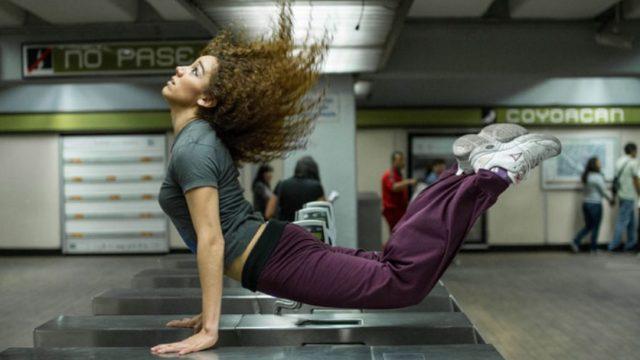 19 de diciembre de 2019, pagar metro, torniquetes, protesta de saltar torniquetes del Metro (Imagen: Especial)
