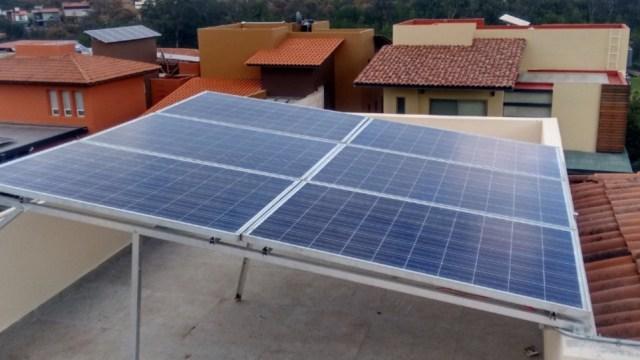 Aprueban venta de luz entre vecinos con paneles solares (Imagen: Especial)