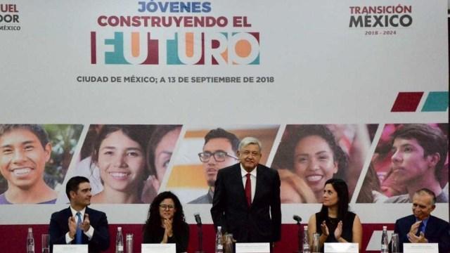 30-12-19, AMLO, beca, 2020, jóvenes construyendo el futuro, AMLO becas 2020