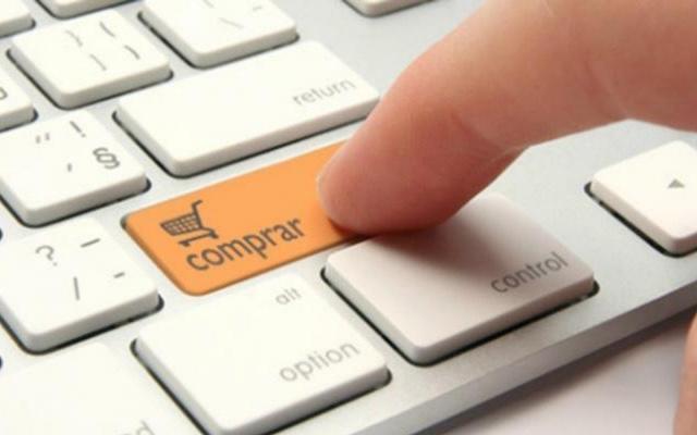 Ventas en línea, comprar, internet,