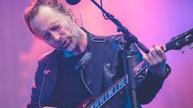 4 de diciembre de 2019, Thom Yorke, festival Cereminia, el músico británico, Thom Yorke (Imagen: Especial)