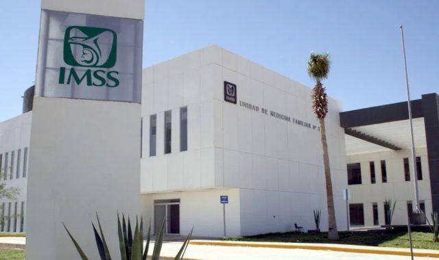 3 de diciembre de 2019, Imss, emploe, vacantes, fachada de unidad médica del IMSS (Imagen: Especial)