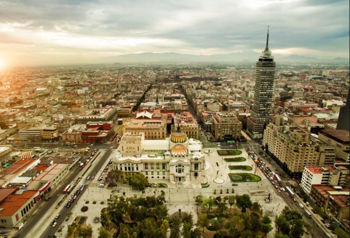 5 de diciembre de 2019, México, vivir, trabajar, hsbc, Vista panorámica de la Ciudad de México (Imagen: Especial)