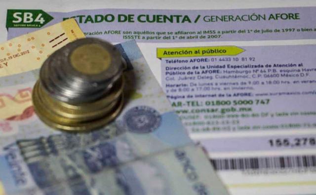 Retiro de Afores, Afore, Dinero, Estado de Cuenta, Monedas, Billetes, Dinero