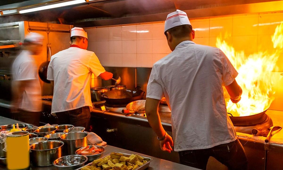 24 de enero 2020, Cocineros y panaderos mexicanos, Cocina, Trabajadores, Cocineros, Fuego, Comida