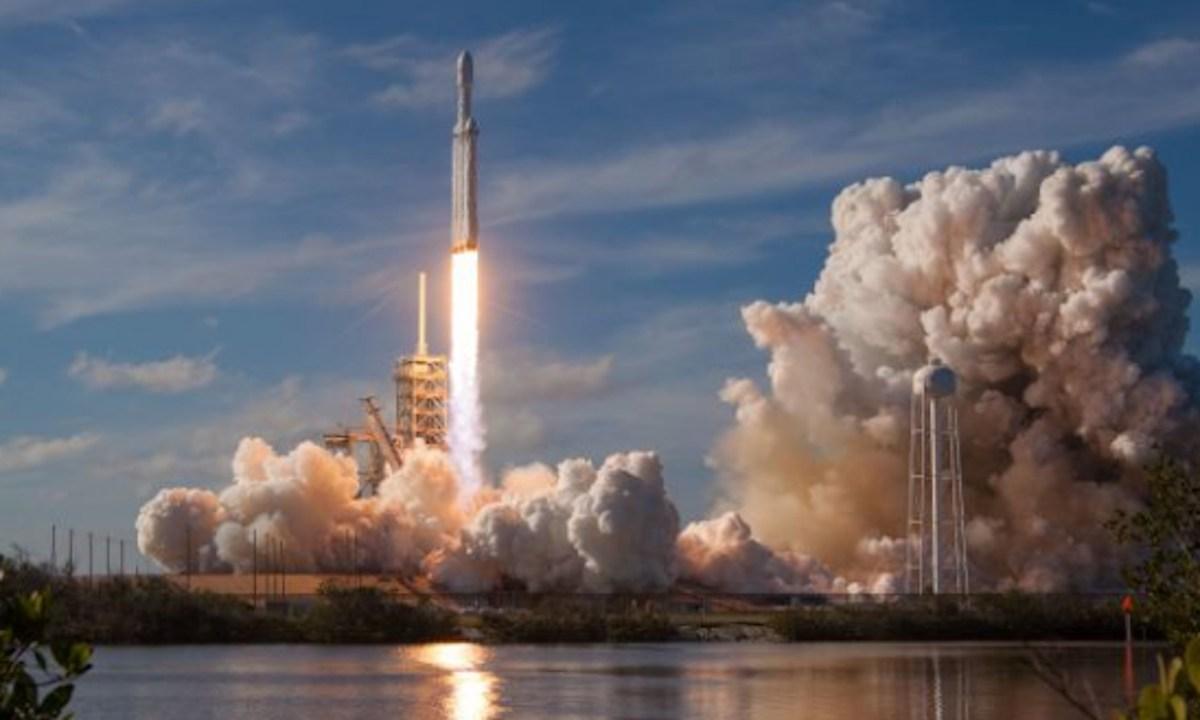 13 de enero 2020, cohete