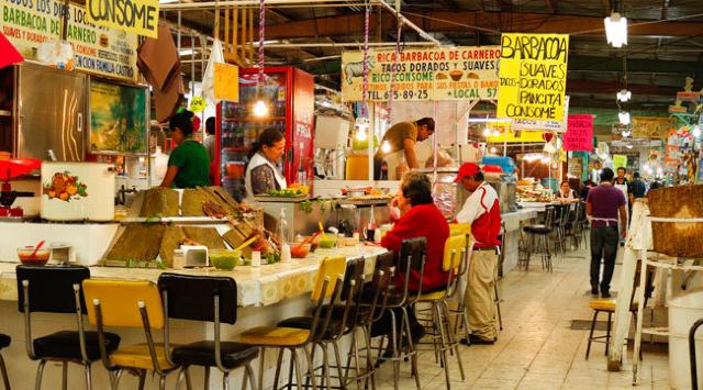 23 de enero 2020, Negocios mexicanos, Negocios, Comida, Mercado, Locales
