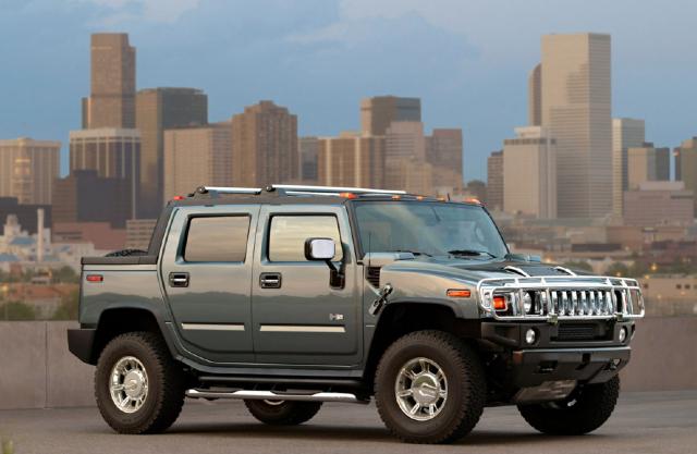17 de enero 2020, Presentación de Hummer, Auto, Auto nuevo, Camioneta, SUV, Ciudad