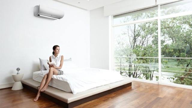 3 de enero de 2020, calefacción, aire acondicionado, una recamara con calefacción (Imagen: Especial)