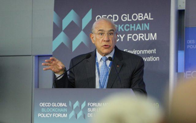 9 de enero de 2020, empleados, obesidad, ocde, José Ángel Gurría, secretario general de la OCDE (Imagen: Especial)