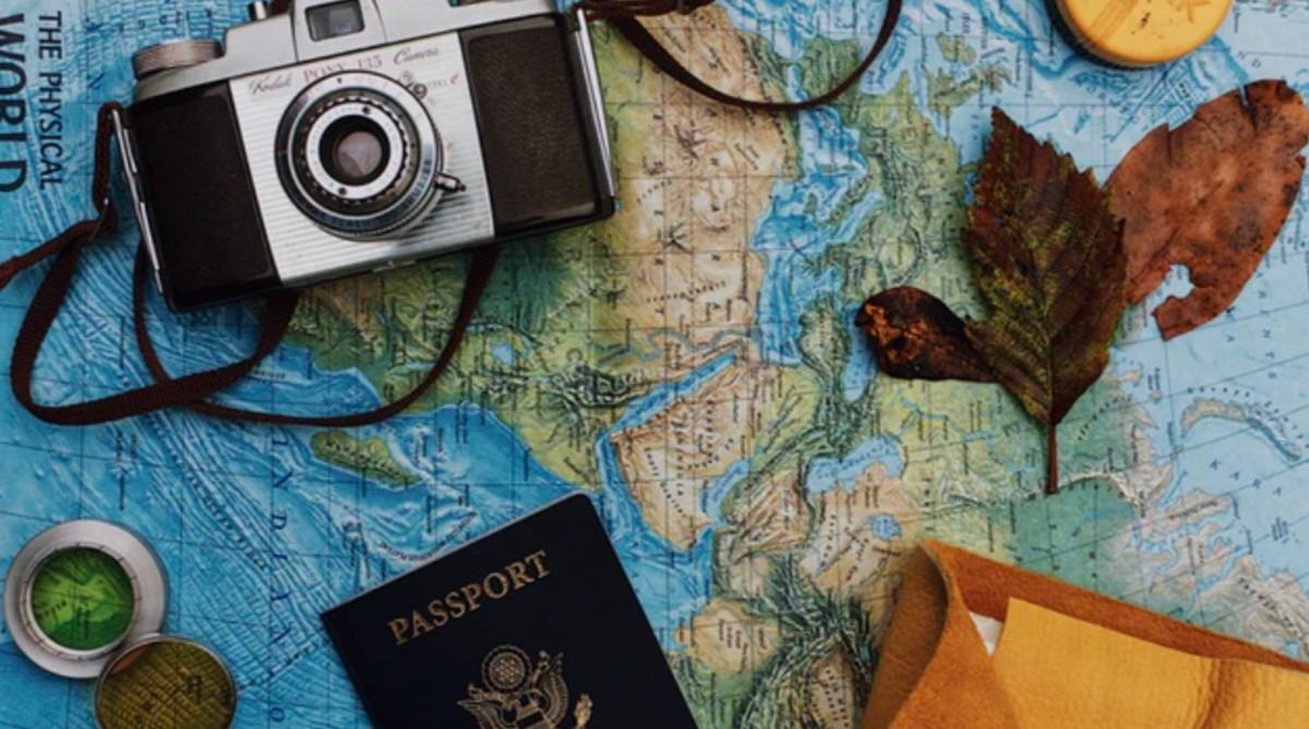 11 de enero de 2020, pasaporte, viaje, dinero, el pasaporte es un requisito para viajar por el mundo (Imagen: Unsplash)