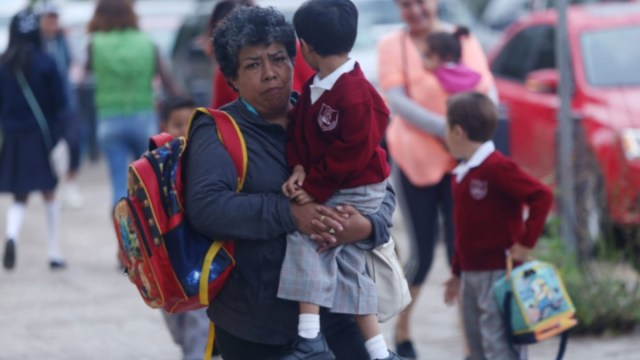 4 de enero de 2020, beca, niños, cdmx, niños de preescolar en la Ciudad de México (Imagen: Especial)