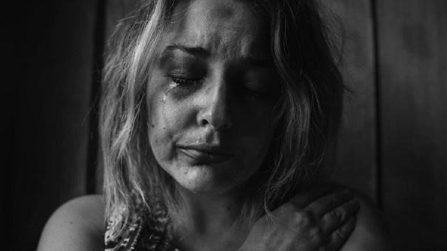 26 de febrero 2020, Costo financiero de la violencia, Mujer, Personas, Lagrimas, Violencia