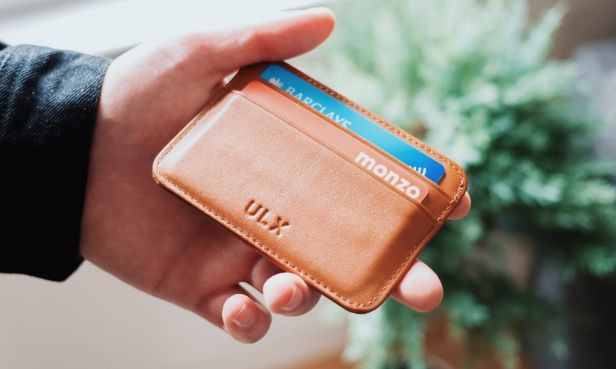 25 de febrero de 2020, una tarjeta de crédito (Imagen: Unsplash)