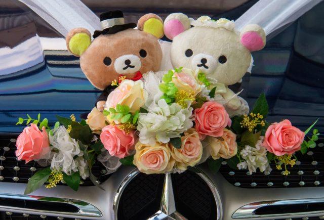 12 de febrero de 2020, adornos de osos (Imagen: Unsplash)