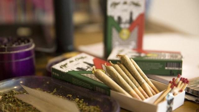 09 de marzo 2020, Cigarros de Marihuana, Marihuana, Cigarros, Productos, Cannabis