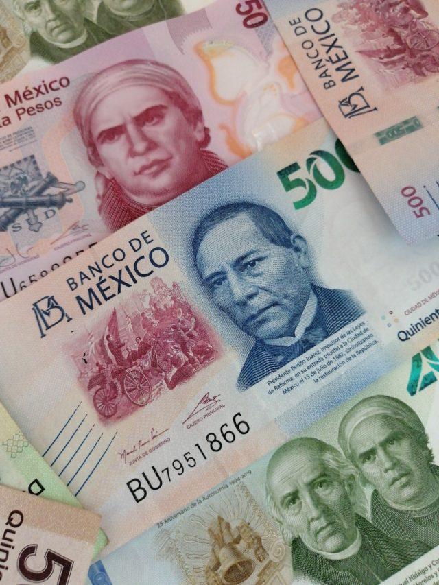 Billetes de México (Imagen: Unsplash)