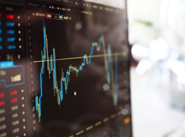 13 de marzo de 2020, indicador bursátil de bolsa de valores (Imagen: Unsplash)