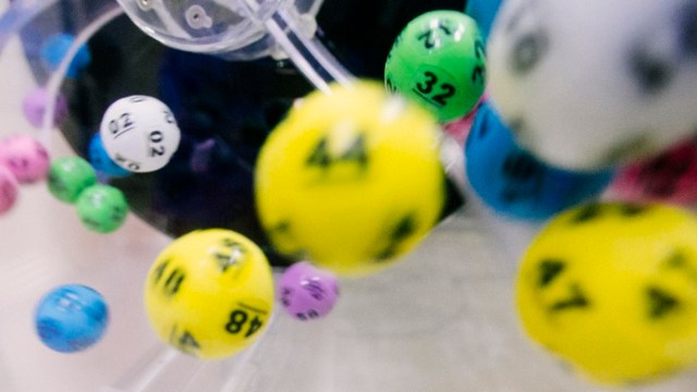 Loteria, Premio, Ganador, Dinero