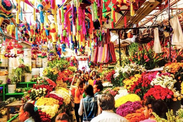 Mercados CDMX, Servicio a Domicilio,Consumo Local, Establecimientos