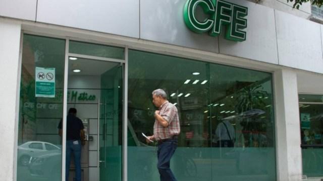 Contrato CFE