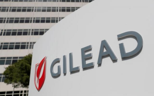 Edificio de la farmacéutica Gilead (Imagen: Gilead.com)
