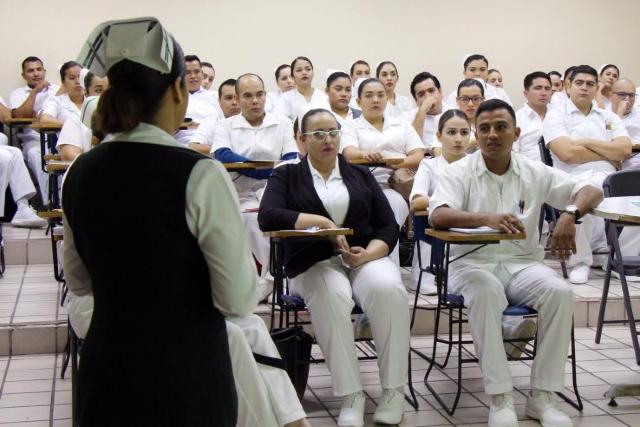 Escuela de Enfermería, Licenciatura, Enfermería, IMSS, Enfermería IMSS
