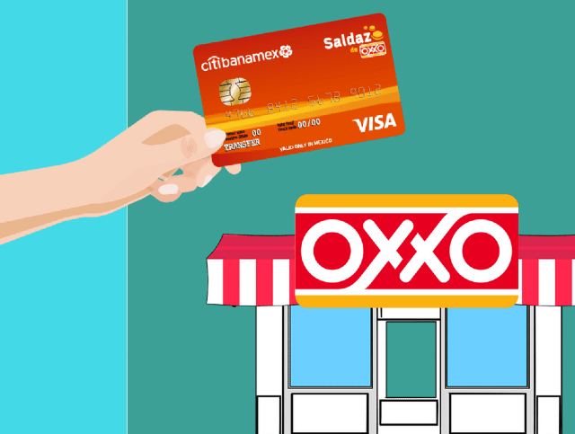 Tarjeta Saldazo, Servicios de OXXO, Envío de Efectivo, Pago en Tarjetas, OXXO