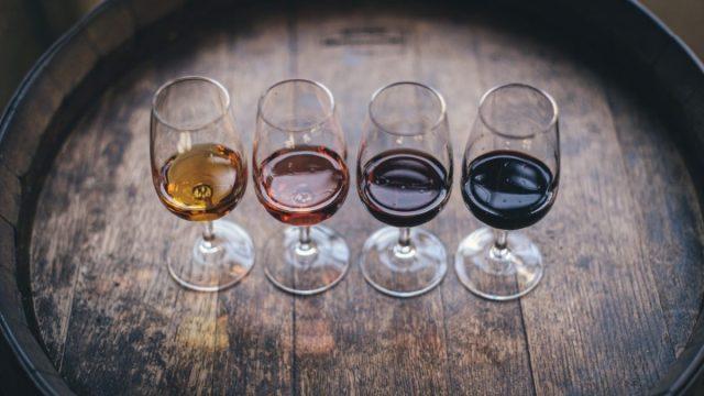 Vinos tintos (Imagen: Unsplash)