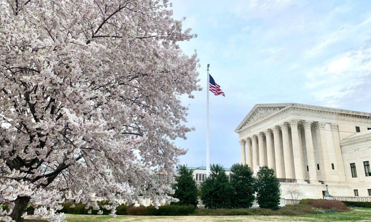 Corte Suprema de Estados Unidos (Imagen: Unsplash)