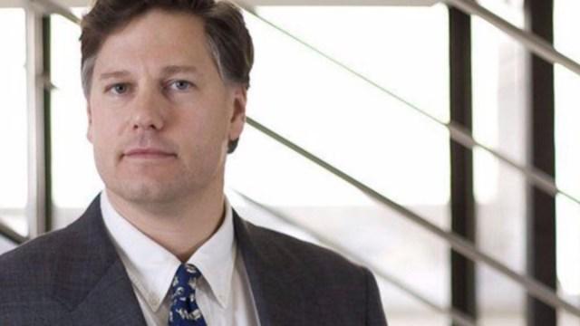 Embajador de México en EU, Christopher Landau (Imagen: Twitter @Economist_Creed)