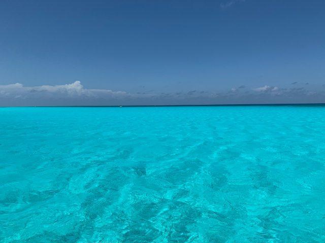 Mar claro en Quintana Roo (Imagen: Unsplash)