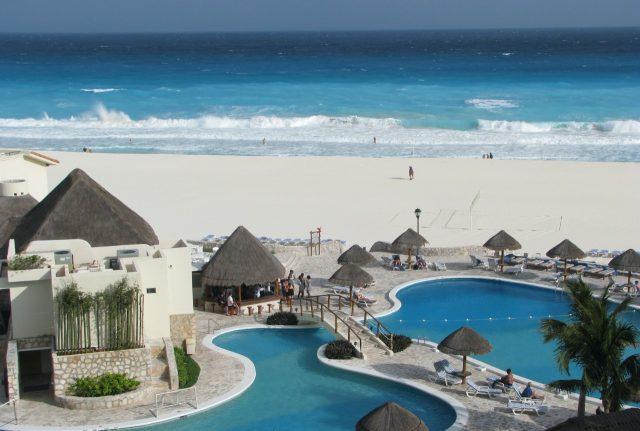 Playas de Cancún (Imagen: Unsplash)
