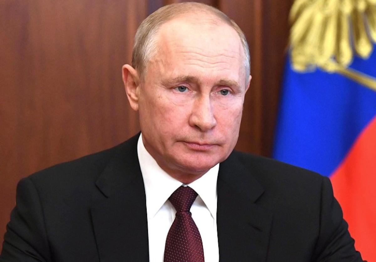 El presidente de Rusia, Vladimir Putin, aumenta impuestos a los más ricos (Imagen: Twitter @KremlinRussia)