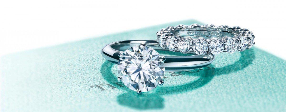 Anillos de Compromiso Tiffany, Tiffany & Co., Marcas, Lujo, Anillos, Joyería