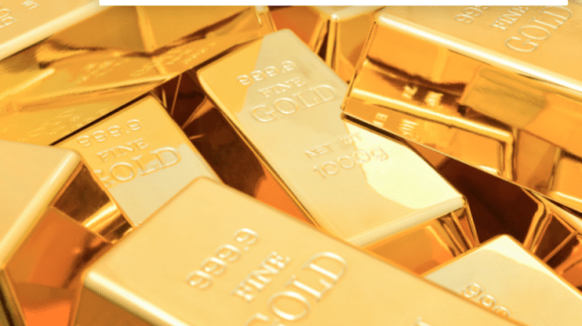 Oro en la mano (Imagen: proactiveinvestors)