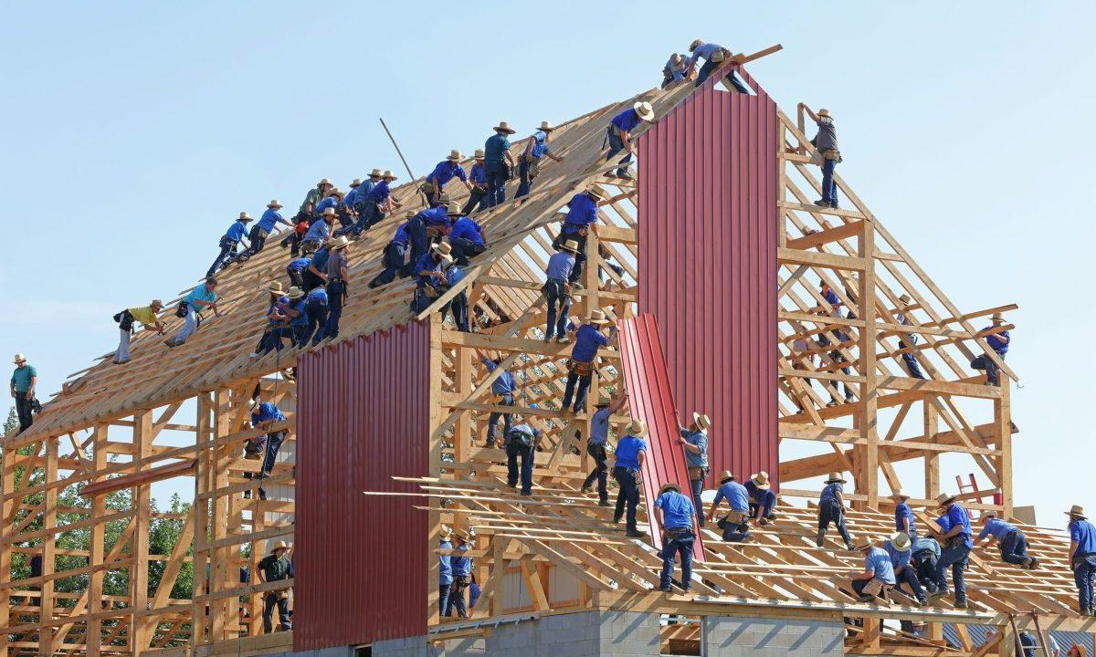 Planos construir una casa (Imagen: Unsplash)