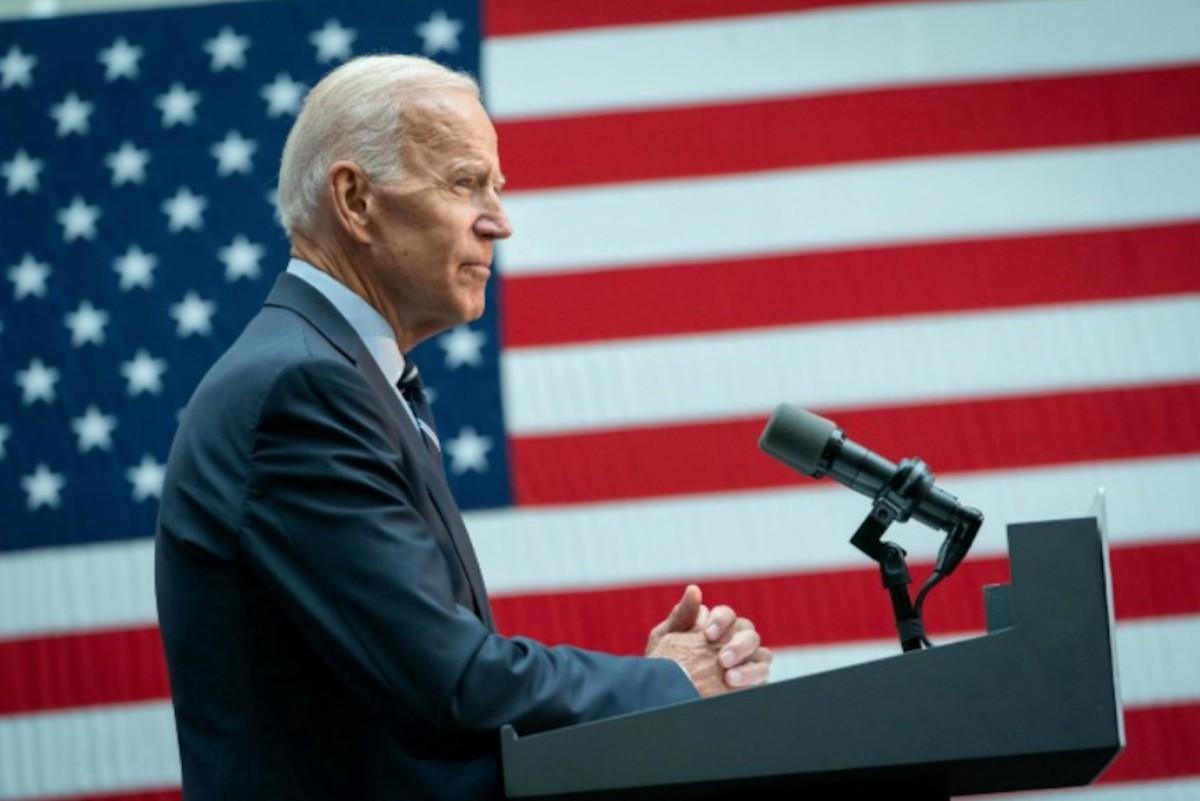 Joe Biden (Imagen: Twitter @JoeBiden)
