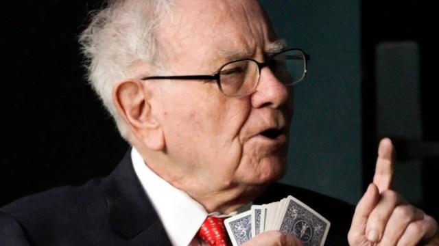 Lecciones de Warren Buffett (Imagen: qz)