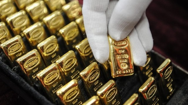 Lingote de oro (Imagen: tradingsat.com)