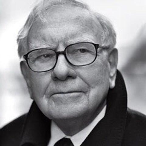 Warren Buffett (Imagen: Twitter @LuisMiguelValue)