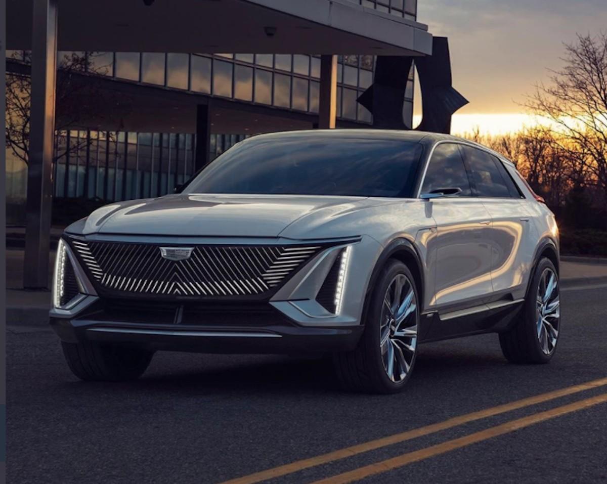 Nuevo carro de Cadillac (Imagen: Twitter @Cadillac)