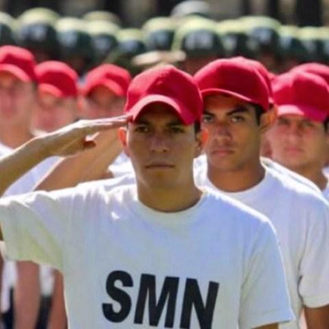 Cartilla y Servicio Militar Nacional (Imagen: Twitter @MarinaSoy1)