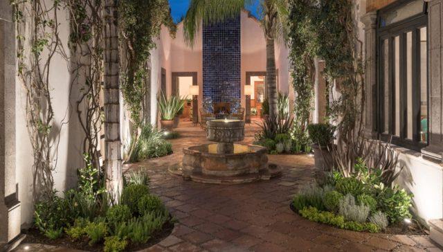 Hotel Amparo en San Miguel Alleden, México (Imagen: hotelamparo.com)