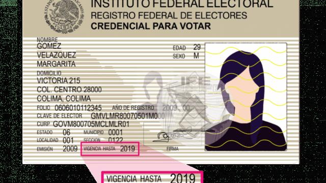 Reabren módulos del INE: Sólo se pueden recoger credenciales tramitadas anteriormente
